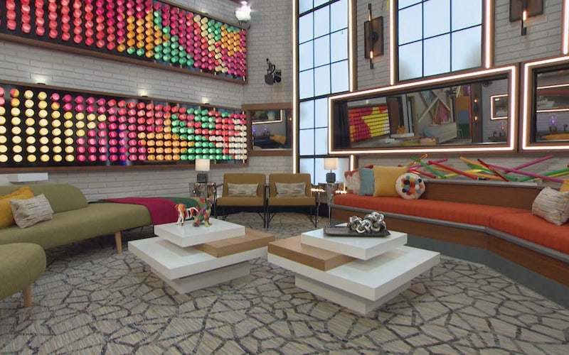 The living room of the BB22 house, designed by Scott Storey