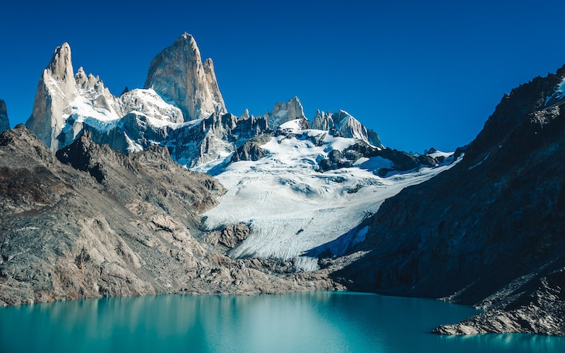 Fitz Roy in Patagonia. Patagonia will host The World's Toughest Race Eco-Challenge 2021
