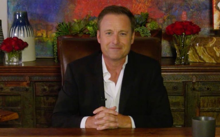 Chris Harrison on the Kaitlyn Bristowe episode of The Bachelor: Greatest Seasons Ever
