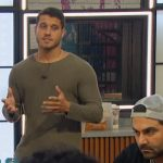 Cody Calafiore, BB22's first HOH, announces his first two nominees for eviction.