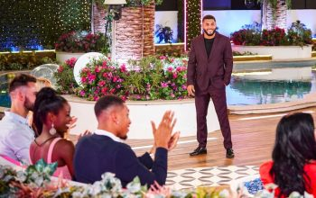 Johnny Middlebrooks gets ready to choose a partner and break up an existing couple on the premiere of Love Island season 2