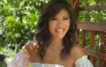 Julie Chen, photographed for Big Brother 22: All Stars