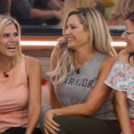 Keesha Smith, Janelle Pierzina, and Nicole Anthony on the premiere of Big Brother 22