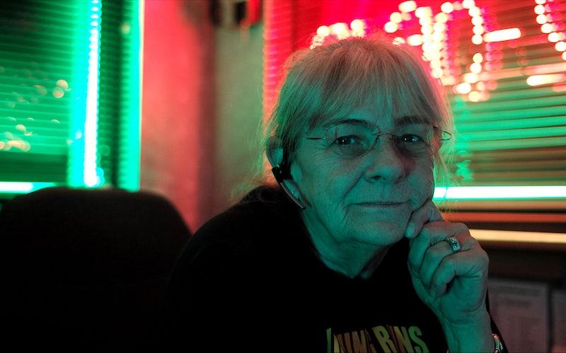 Love Fraud's bounty hunter, Carla Campbell