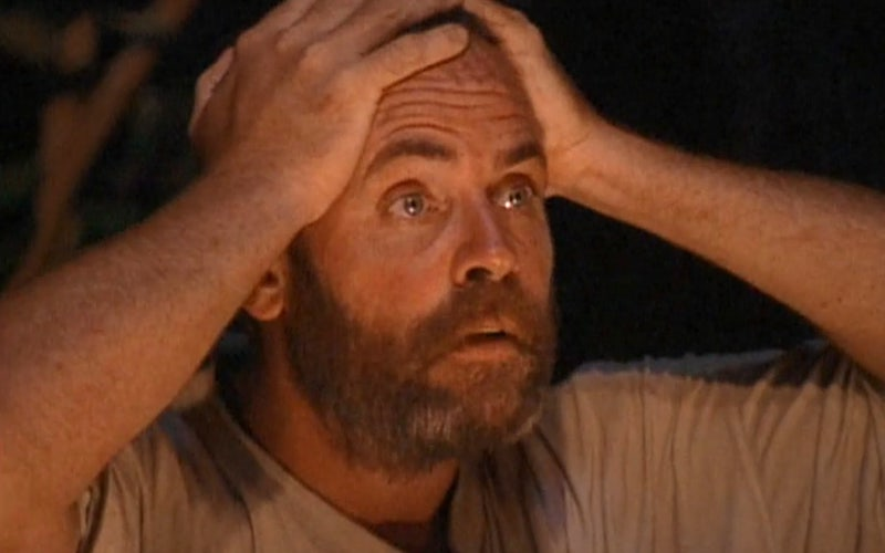 Rich reacts to winning $1 million on the finale of Survivor Borneo