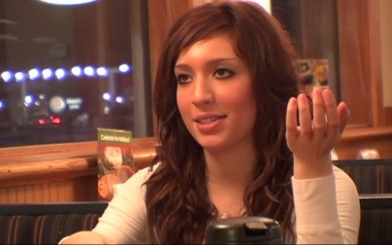 Farrah Abraham in 16 and Pregnant season 1