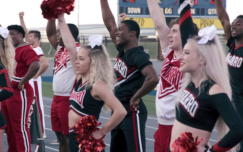 Netflix's Cheer won the 2020 TCA Award for outstanding achievement in reality programming