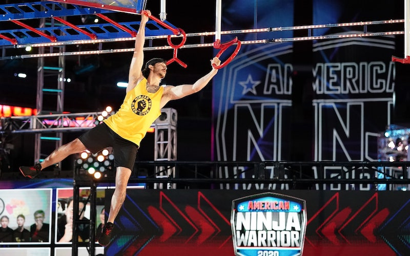 American Ninja Warrior reflects our times, but is still very much itself