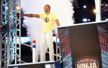 American Ninja Warrior season 12 course with the fastest time; he later defeated Drew Drechsel in the Power Tower