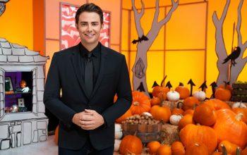 Jonathan Bennett, host of Halloween Wars season 10