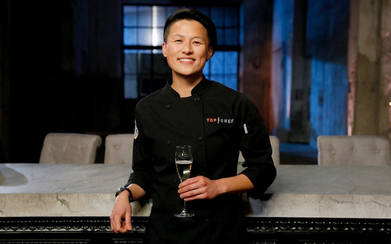 Top Chef All Stars LA winner Melissa King is returning for Top Chef Portland, season 18 of the Bravo show