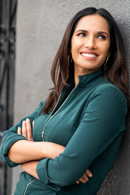 Padma Lakshmi, host and executive producer of Taste the Nation