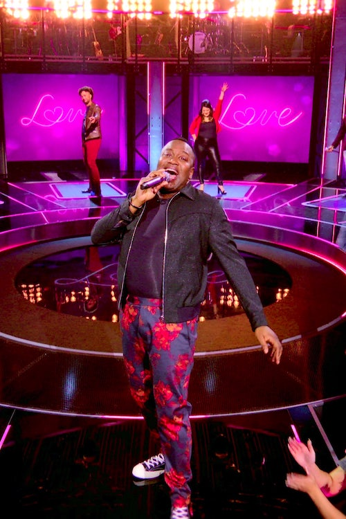 Tituss Burgess, host of Netflix's Sing On!