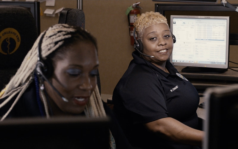 Dispatcher Kelcey featured on ABC's Emergency Call