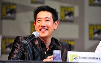 Grant Imahara at San Diego Comic-Con in 2009