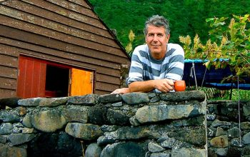 Anthony Bourdain on No Reservations