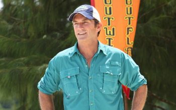Survivor Cagayan host and showrunner Jeff Probst