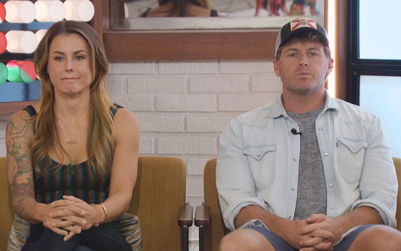 Big Brother 22's Christmas Abbott and Memphis Garrett, who are now dating—and using their celebrity to raise money for a charity