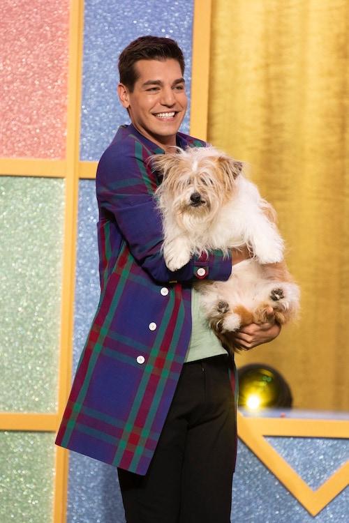 Matt Rogers, host of Haute Dog