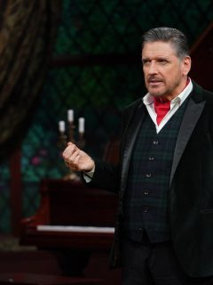 Craig Ferguson, host of ABC's new reality competition game show The Hustler