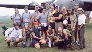 The cast of Survivor: The Australian Outback