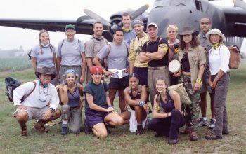 The cast of Survivor: The Australian Outback