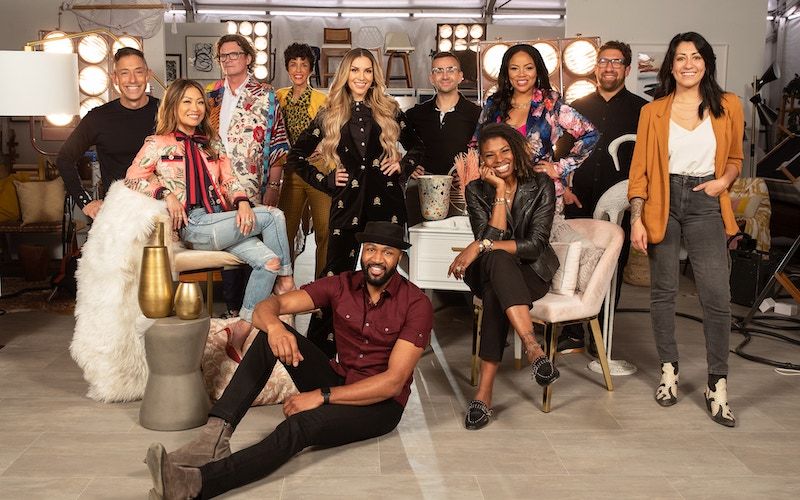 Design Star: Next Gen's designers and renovators, ready to win their own show on HGTV