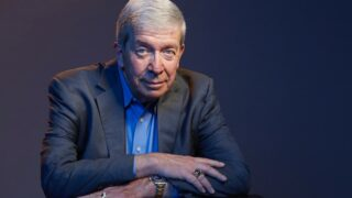 Lt. Joe Kenda, star of Discovery+'s American Detective and author of Killer Triggers