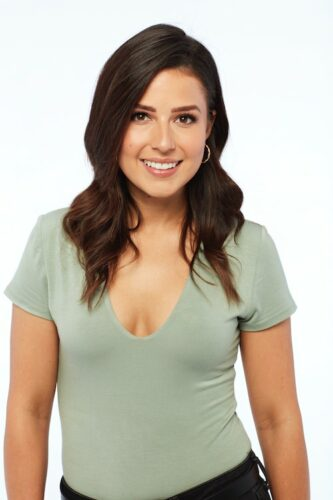 Bachelorette 17 star Katie Thurston photographed for The Bachelor season 25