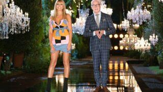 Making the Cut season 2 will again star Heidi Klum and Tim Gunn, but will move to Los Angeles