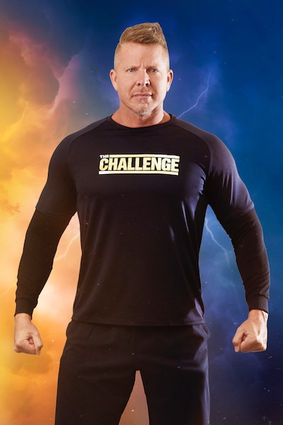 Mark Long, a contestant on The Challenge: All Stars, a show he also created and executive produces