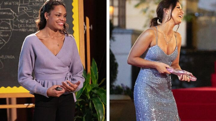 Two Bachelorettes this year: Katie, then Michelle
