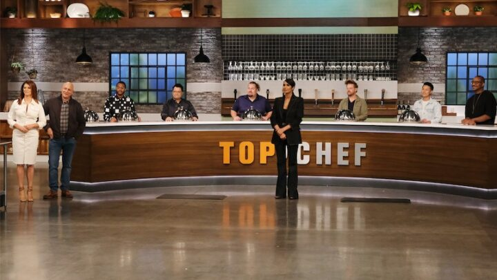 Top Chef Portland's physical distancing makes no sense. It's not alone in its mixed messages.