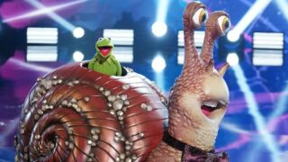 Kermit the Frog—and a puppeteer—was revealed to be inside the Snail costume on The Masked Singer season 5.