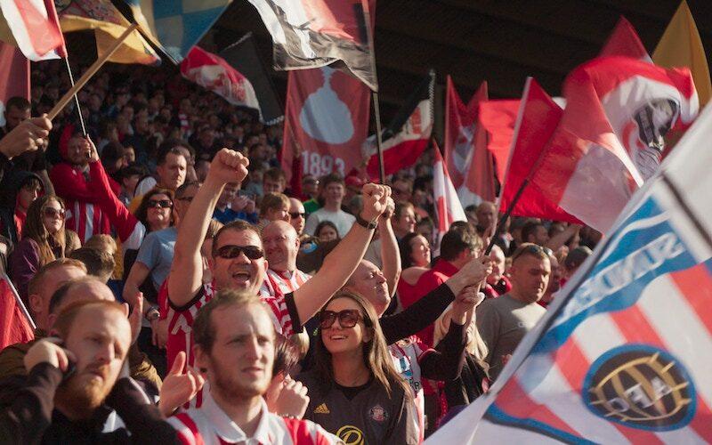 Sunderland AFC fans on Sunderland 'Til I Die