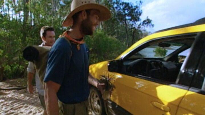 Survivor's car curse begins with Survivor: The Australian Outback's final reward challenge