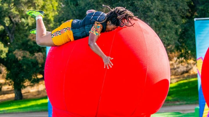 Wipeout is back and such a failure it even squanders Nicole Byer and John Cena