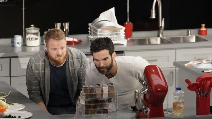 Crime Scene Kitchen is a delinquent baking show from Big Brother's producers