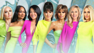 The Real Housewives of Beverly Hills season 11 stars Erika Girardi, Garcelle Beauvais, Crystal Kung Minkoff, Kyle Richards, Lisa Rinna, Sutton Stracke, and Dorit Kemsley