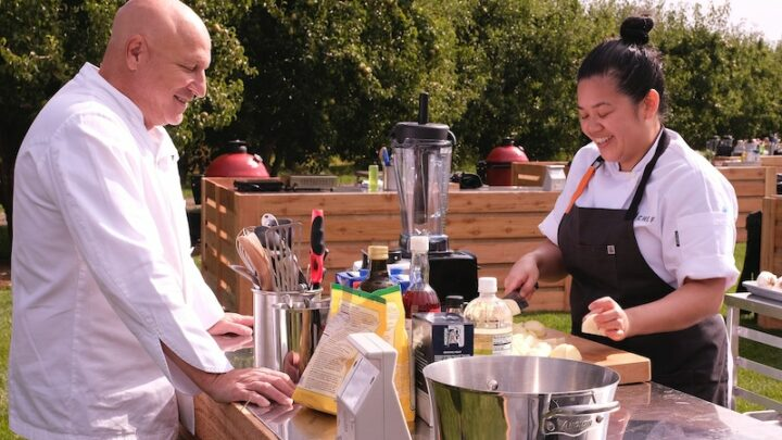 Top Chef Portland is just damn good TV, from its chefs to its challenges