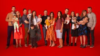 The Duggars, the cast of Counting On, TLC's follow-up to 19 Kids and Counting