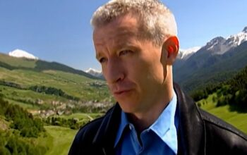 Anderson Cooper introduces The Mole season 2's first test in Switzerland.
