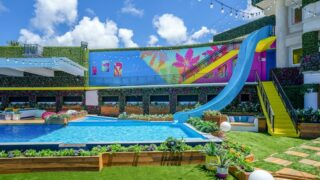 The Love Island USA season 3 villa and its decor, which is different than when the rental property was previously used for MTV's Ex on the Beach season 1.