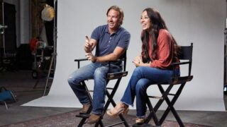 Chip and Joanna Gaines re-watch Fixer Upper on the Magnolia Network series Fixer Upper Rewatch
