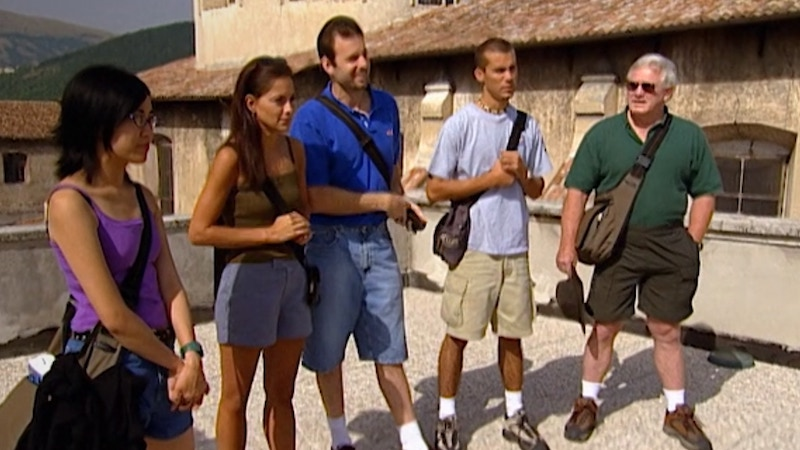 The Mole 2's players at the start of episode 10