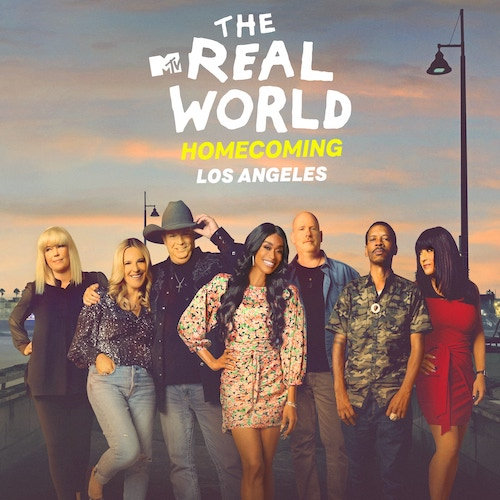 The Real World Homecoming Los Angeles cast
