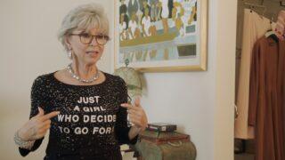 Rita Moreno in the PBS documentary