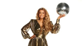 Dancing with the Stars host Tyra Banks