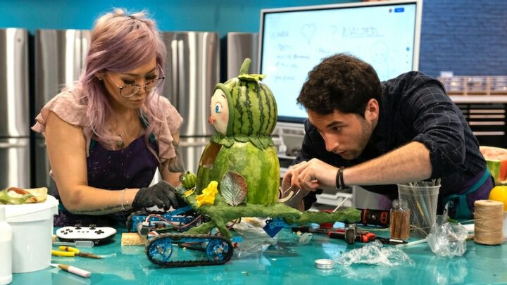 Baking Impossible: Netflix's deliciously nerdy competition has what similar shows lack
