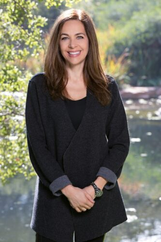 Elise Doganieri, co-creator and executive producer of The Amazing Race